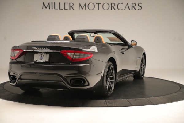 New 2019 Maserati GranTurismo Sport Convertible for sale $163,845 at Alfa Romeo of Greenwich in Greenwich CT 06830 7