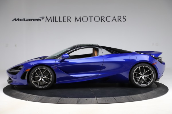 New 2020 McLaren 720S SPIDER Convertible for sale $374,830 at Alfa Romeo of Greenwich in Greenwich CT 06830 17