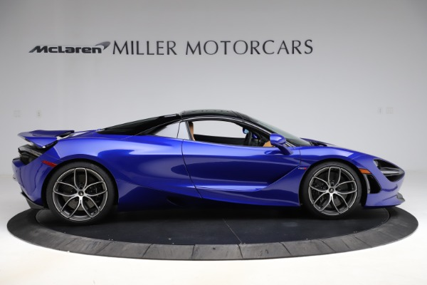 New 2020 McLaren 720S SPIDER Convertible for sale $374,830 at Alfa Romeo of Greenwich in Greenwich CT 06830 20