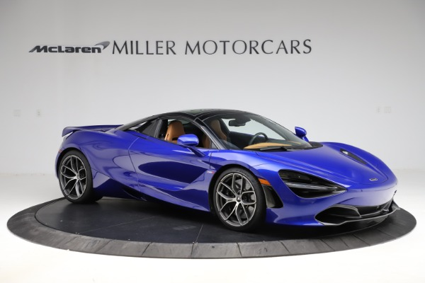 New 2020 McLaren 720S SPIDER Convertible for sale $374,830 at Alfa Romeo of Greenwich in Greenwich CT 06830 21
