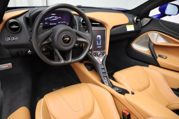 New 2020 McLaren 720S SPIDER Convertible for sale $374,830 at Alfa Romeo of Greenwich in Greenwich CT 06830 22