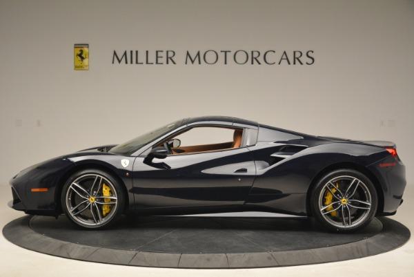 Used 2018 Ferrari 488 Spider for sale $286,900 at Alfa Romeo of Greenwich in Greenwich CT 06830 15