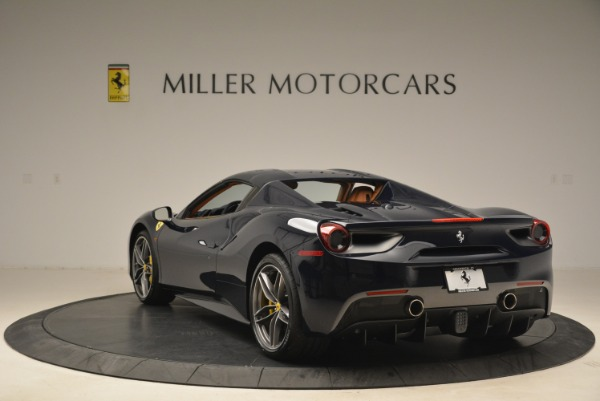 Used 2018 Ferrari 488 Spider for sale $286,900 at Alfa Romeo of Greenwich in Greenwich CT 06830 17