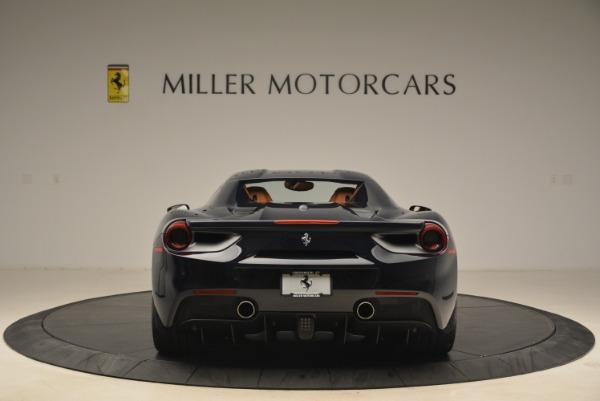 Used 2018 Ferrari 488 Spider for sale $286,900 at Alfa Romeo of Greenwich in Greenwich CT 06830 18