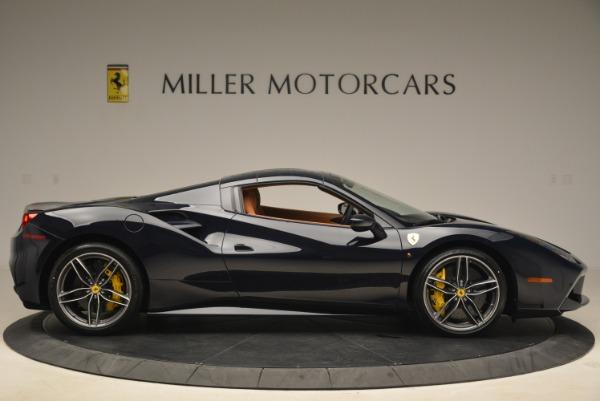 Used 2018 Ferrari 488 Spider for sale $286,900 at Alfa Romeo of Greenwich in Greenwich CT 06830 21