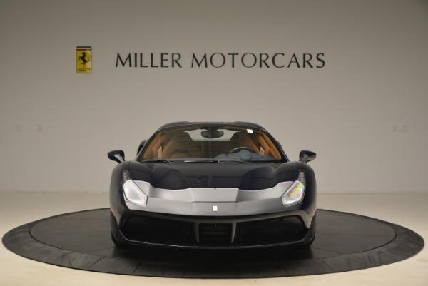 Used 2018 Ferrari 488 Spider for sale $286,900 at Alfa Romeo of Greenwich in Greenwich CT 06830 24