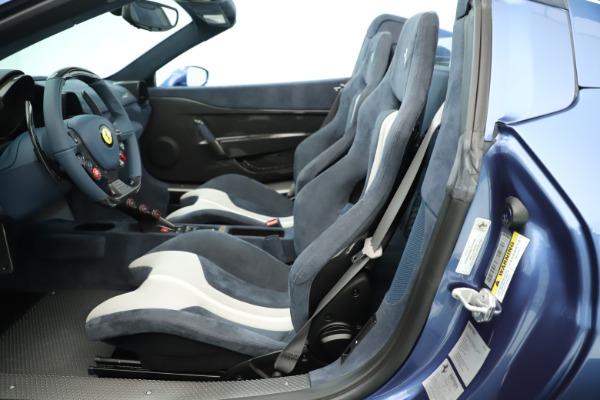 Used 2015 Ferrari 458 Speciale Aperta for sale Sold at Alfa Romeo of Greenwich in Greenwich CT 06830 22