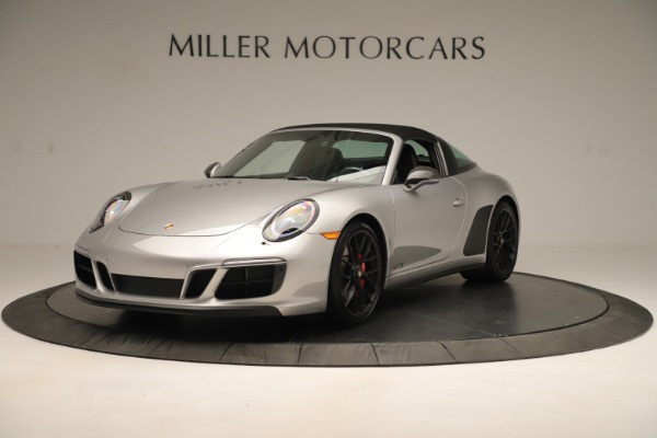 Used 2017 Porsche 911 Targa 4 GTS for sale Sold at Alfa Romeo of Greenwich in Greenwich CT 06830 11