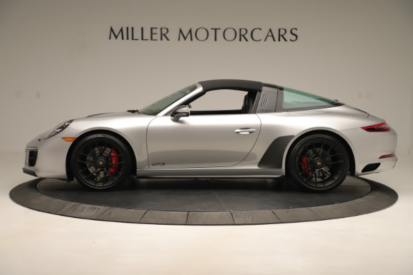 Used 2017 Porsche 911 Targa 4 GTS for sale Sold at Alfa Romeo of Greenwich in Greenwich CT 06830 12