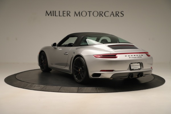Used 2017 Porsche 911 Targa 4 GTS for sale Sold at Alfa Romeo of Greenwich in Greenwich CT 06830 13