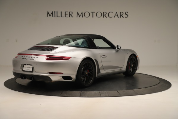 Used 2017 Porsche 911 Targa 4 GTS for sale Sold at Alfa Romeo of Greenwich in Greenwich CT 06830 14