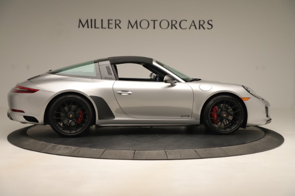 Used 2017 Porsche 911 Targa 4 GTS for sale Sold at Alfa Romeo of Greenwich in Greenwich CT 06830 15