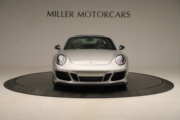 Used 2017 Porsche 911 Targa 4 GTS for sale Sold at Alfa Romeo of Greenwich in Greenwich CT 06830 16