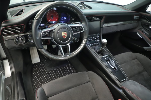 Used 2017 Porsche 911 Targa 4 GTS for sale Sold at Alfa Romeo of Greenwich in Greenwich CT 06830 18