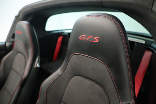 Used 2017 Porsche 911 Targa 4 GTS for sale Sold at Alfa Romeo of Greenwich in Greenwich CT 06830 22