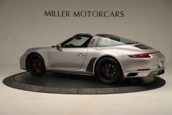 Used 2017 Porsche 911 Targa 4 GTS for sale Sold at Alfa Romeo of Greenwich in Greenwich CT 06830 4