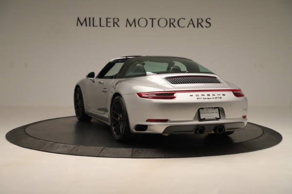 Used 2017 Porsche 911 Targa 4 GTS for sale Sold at Alfa Romeo of Greenwich in Greenwich CT 06830 5