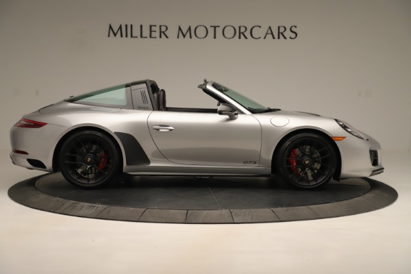 Used 2017 Porsche 911 Targa 4 GTS for sale Sold at Alfa Romeo of Greenwich in Greenwich CT 06830 9