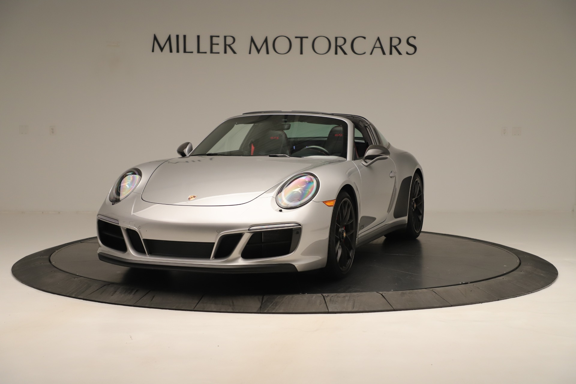 Used 2017 Porsche 911 Targa 4 GTS for sale Sold at Alfa Romeo of Greenwich in Greenwich CT 06830 1