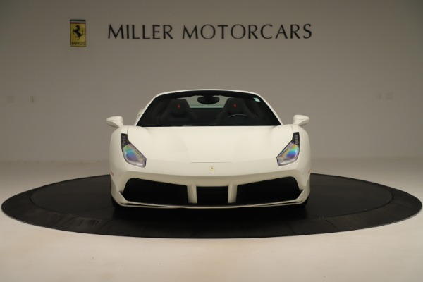 Used 2016 Ferrari 488 Spider for sale $276,900 at Alfa Romeo of Greenwich in Greenwich CT 06830 12