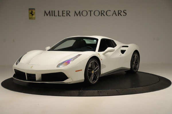Used 2016 Ferrari 488 Spider for sale $276,900 at Alfa Romeo of Greenwich in Greenwich CT 06830 13