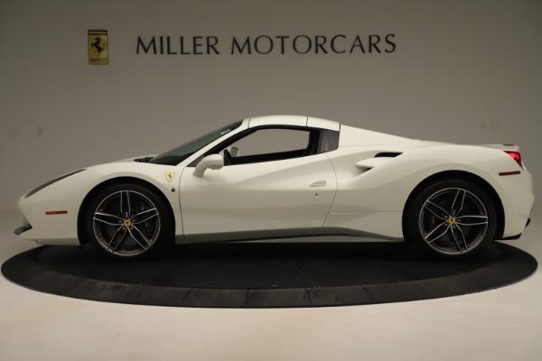 Used 2016 Ferrari 488 Spider for sale Sold at Alfa Romeo of Greenwich in Greenwich CT 06830 14