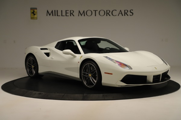 Used 2016 Ferrari 488 Spider for sale $276,900 at Alfa Romeo of Greenwich in Greenwich CT 06830 18