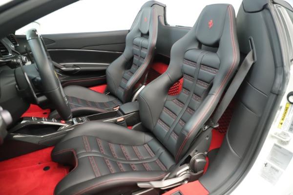 Used 2016 Ferrari 488 Spider for sale Sold at Alfa Romeo of Greenwich in Greenwich CT 06830 22