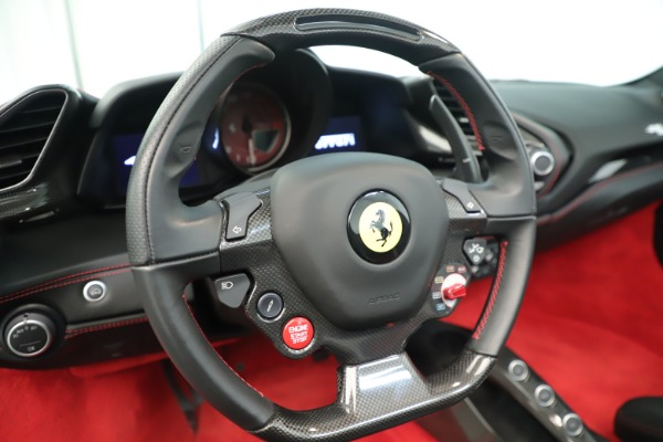 Used 2016 Ferrari 488 Spider for sale $276,900 at Alfa Romeo of Greenwich in Greenwich CT 06830 27