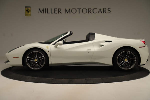 Used 2016 Ferrari 488 Spider for sale $276,900 at Alfa Romeo of Greenwich in Greenwich CT 06830 3