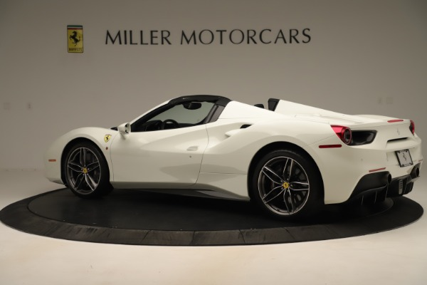 Used 2016 Ferrari 488 Spider for sale $276,900 at Alfa Romeo of Greenwich in Greenwich CT 06830 4