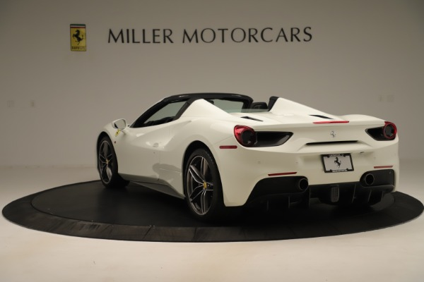 Used 2016 Ferrari 488 Spider for sale $276,900 at Alfa Romeo of Greenwich in Greenwich CT 06830 5