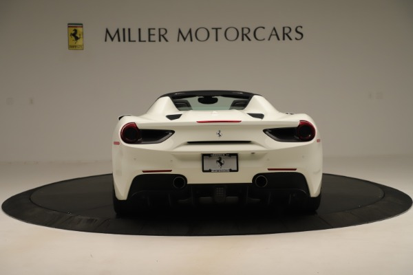 Used 2016 Ferrari 488 Spider for sale $276,900 at Alfa Romeo of Greenwich in Greenwich CT 06830 6