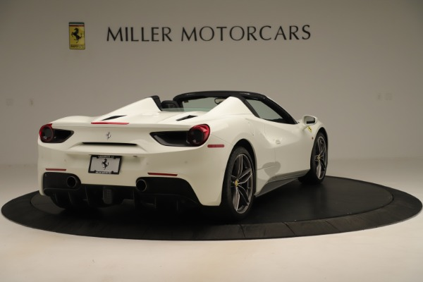 Used 2016 Ferrari 488 Spider for sale $276,900 at Alfa Romeo of Greenwich in Greenwich CT 06830 7