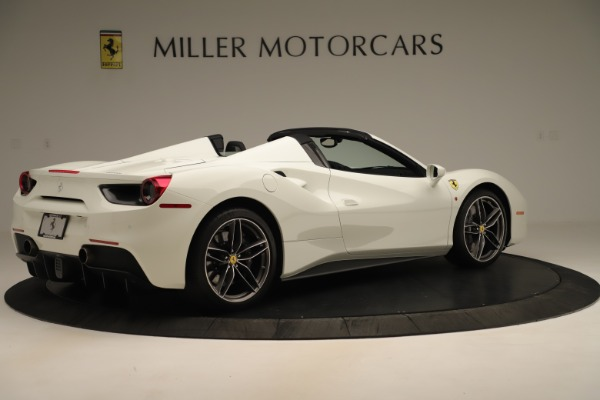 Used 2016 Ferrari 488 Spider for sale $276,900 at Alfa Romeo of Greenwich in Greenwich CT 06830 8