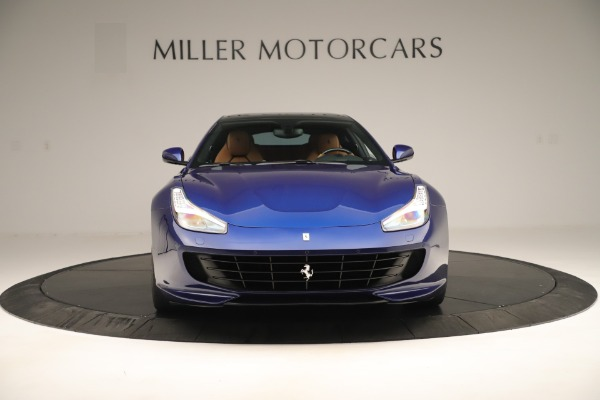 Used 2019 Ferrari GTC4Lusso for sale Sold at Alfa Romeo of Greenwich in Greenwich CT 06830 12