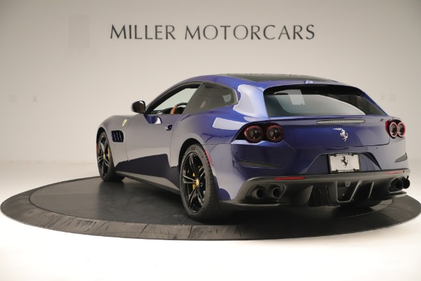 Used 2019 Ferrari GTC4Lusso for sale Sold at Alfa Romeo of Greenwich in Greenwich CT 06830 5