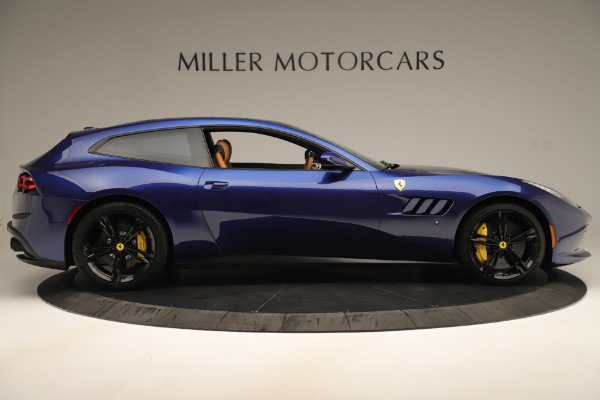 Used 2019 Ferrari GTC4Lusso for sale Sold at Alfa Romeo of Greenwich in Greenwich CT 06830 9