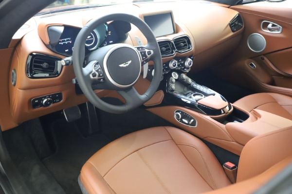 New 2020 Aston Martin Vantage Coupe for sale Sold at Alfa Romeo of Greenwich in Greenwich CT 06830 12