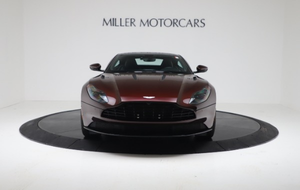 New 2019 Aston Martin DB11 V12 AMR Coupe for sale $263,916 at Alfa Romeo of Greenwich in Greenwich CT 06830 11