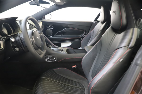 New 2019 Aston Martin DB11 V12 AMR Coupe for sale $263,916 at Alfa Romeo of Greenwich in Greenwich CT 06830 13