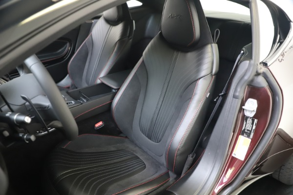 New 2019 Aston Martin DB11 V12 AMR Coupe for sale $263,916 at Alfa Romeo of Greenwich in Greenwich CT 06830 14