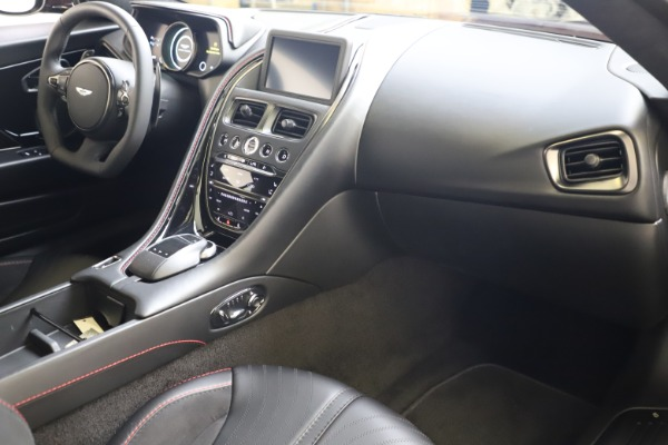 New 2019 Aston Martin DB11 V12 AMR Coupe for sale $263,916 at Alfa Romeo of Greenwich in Greenwich CT 06830 16