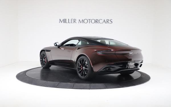 New 2019 Aston Martin DB11 V12 AMR Coupe for sale $263,916 at Alfa Romeo of Greenwich in Greenwich CT 06830 5