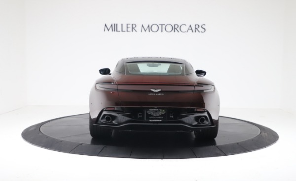 New 2019 Aston Martin DB11 V12 AMR Coupe for sale $263,916 at Alfa Romeo of Greenwich in Greenwich CT 06830 6