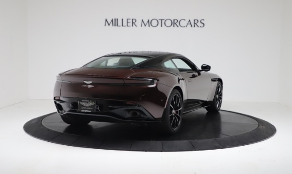 New 2019 Aston Martin DB11 V12 AMR Coupe for sale $263,916 at Alfa Romeo of Greenwich in Greenwich CT 06830 7