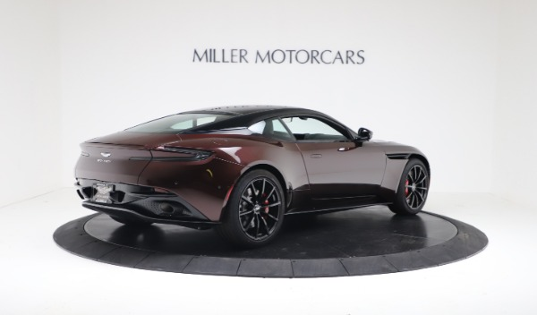 New 2019 Aston Martin DB11 V12 AMR Coupe for sale $263,916 at Alfa Romeo of Greenwich in Greenwich CT 06830 8