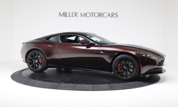 New 2019 Aston Martin DB11 V12 AMR Coupe for sale $263,916 at Alfa Romeo of Greenwich in Greenwich CT 06830 9