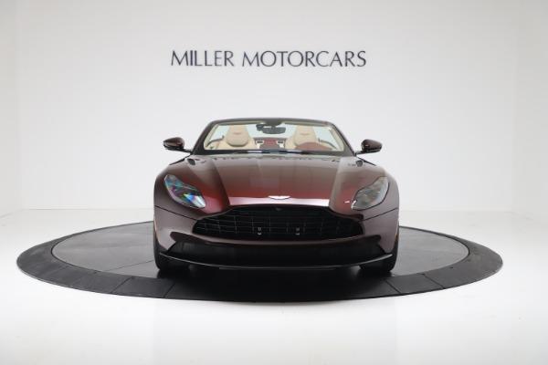 New 2020 Aston Martin DB11 Volante Convertible for sale Sold at Alfa Romeo of Greenwich in Greenwich CT 06830 11