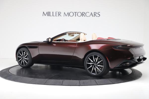 Used 2020 Aston Martin DB11 Volante for sale Sold at Alfa Romeo of Greenwich in Greenwich CT 06830 12